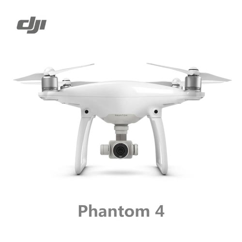 Original DJI Phantom 4 FPV RC Quadcopter con 4K HD cámara Tapfly / Sentido y Evitar / Función de localización visual