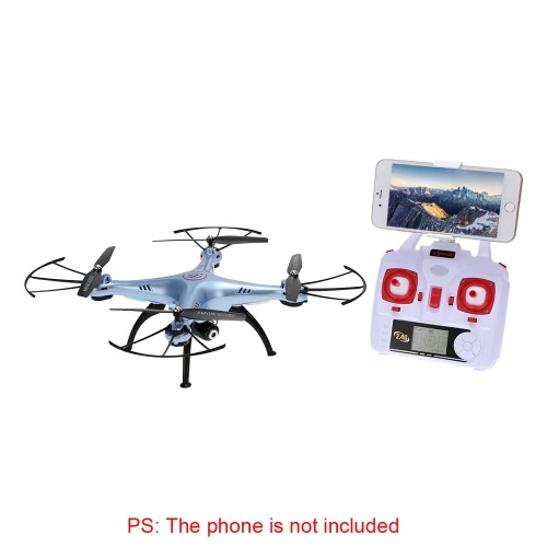 Goolrc. Upc605757111421syma X5hw Wifi Fpv 03mp Camera Rc Quadcopter With 360 Eversion Cf Mode Hover Function Without Sd Card. Wiring. Drone Syma X5hw Wiring Diagram At Scoala.co