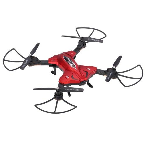 Skytech TK110HW Wifi FPV Складной RC Quadcopter с 0.3MP камерой План полета Маршрут App Control Высота Функция удержания Drone RTF