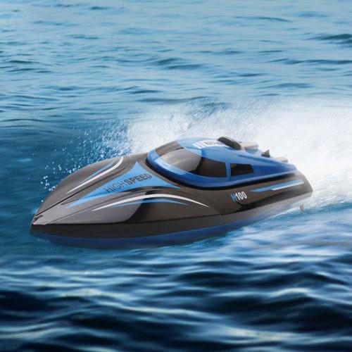 Originale 2.4G Skytech H100 telecomandato 180 ° vibrazione di 20 km / h ad alta velocità elettrico RC Boat