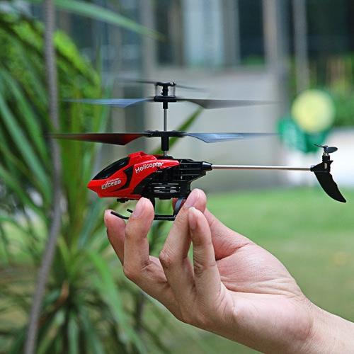 Ursprüngliche FQ777-610 erkunden 3.5CH RC Hubschrauber mit Gyroskop