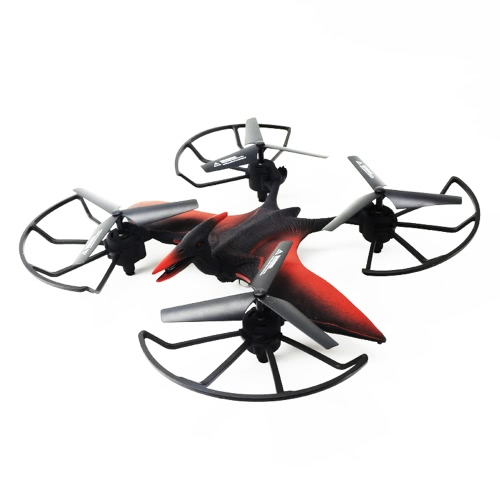 FQ777 FQ19W Pterosaur 2.0MP HD Camera Wifi FPV Quadcopter Носимый контроль жестов Selfie Drone RTF