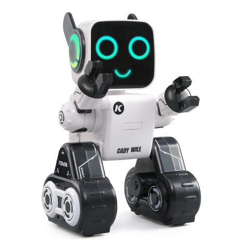JJRC (JJR/C) R4 CADY WILE 2.4G Intelligent Remote Control Robot Advisor RC Toy Coin Bank Gift for Kids