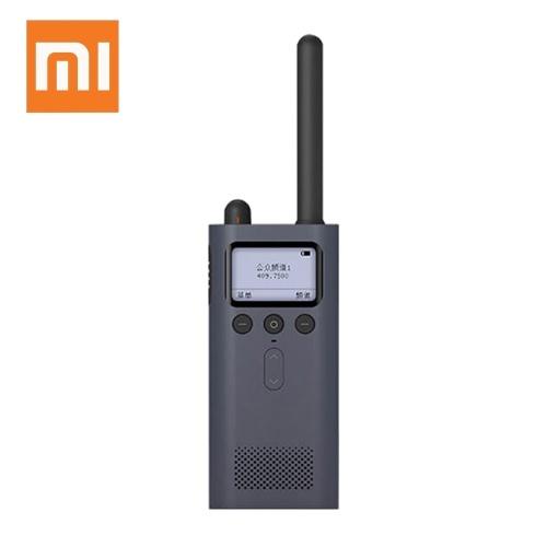オリジナルXiaomi MijiaスマートインターホンWalkietalkie FMラジオ8 Dayds Standby Outdoor