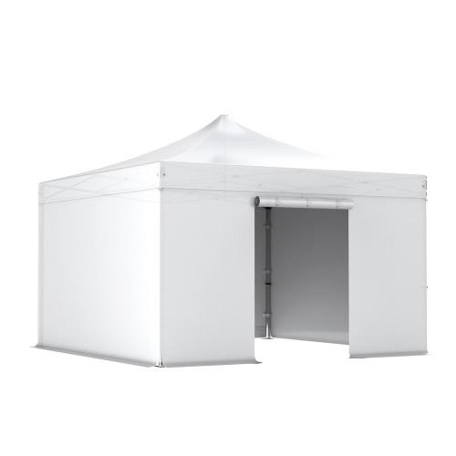 Barnum pliant PRO 4x4 Pack complet Alu 50/55 PVC 520g/m²