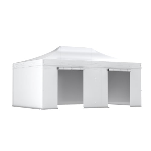 Barnum pliant PRO 4x6 Pack complet Alu 50/55 PVC 520g/m²