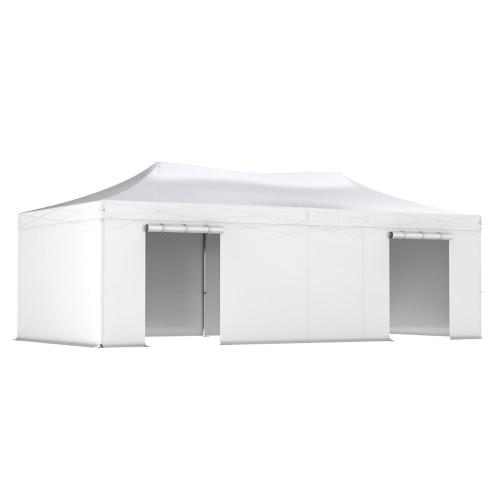 Barnum pliant PRO 4x8 Pack complet Alu 50/55 PVC 520g/m²