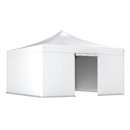 Barnum pliant PRO 5x5 Pack complet Alu 50/55 PVC 520g/m²
