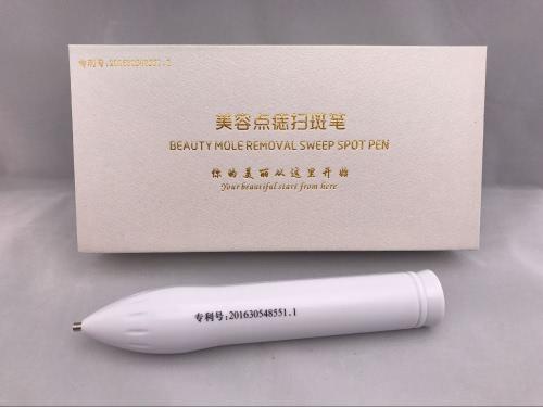 Портативная лазерная веснушка Dot Mole Темная пятно Удаление татуировки Pen Beauty Skin Machine
