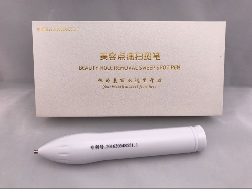 Portable Laser Sommersprossen Dot Mole Dark Spot Tattoo Removal Pen Schönheit Haut Maschine