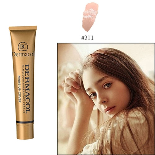 High Covering Make Up Foundation Легендарная киностудия Гипоаллергенная