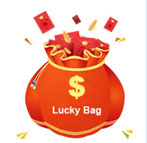 Lucky Bag para Top Video & Audio e mais