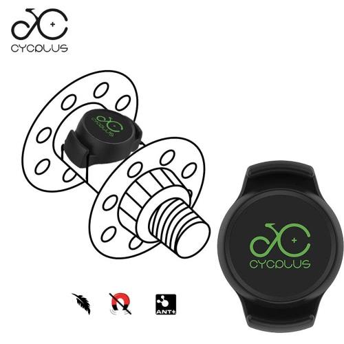 CYCPLUS S1 Wireless BT & ANT + Bicicleta Sensor de velocidad de la bicicleta