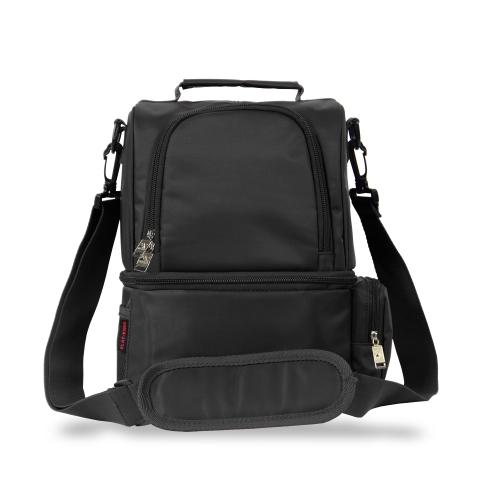 12L USB Heizung Insulated Lunch Bag Thermische Reise Kühltasche Essen Getränke Tragetasche