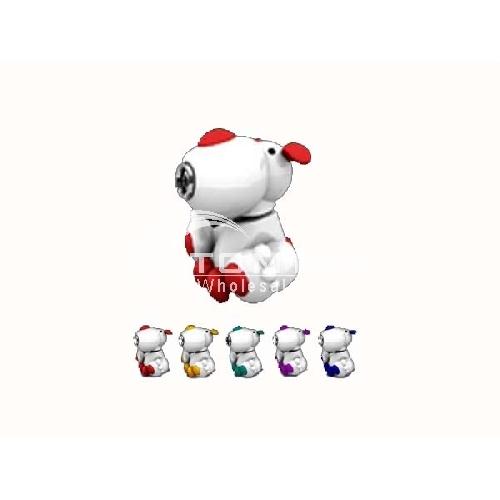 MPC-003 cartoon dog web camera 1.3MP