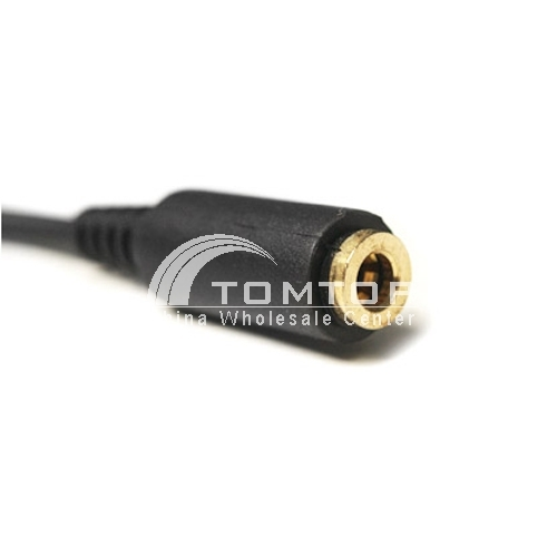 5pcs / pack 3.5mm Stereo Headset Adaptor for Samsung M610 A707 i607