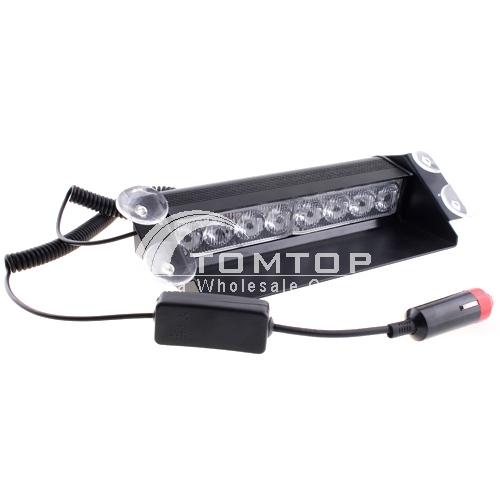 8 white LED Car Interior Dome Light Lamp Bulbs