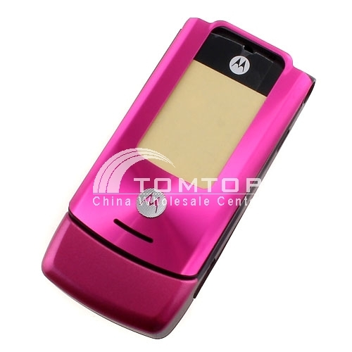 MOTO W510 Cellphone Shell- Pink