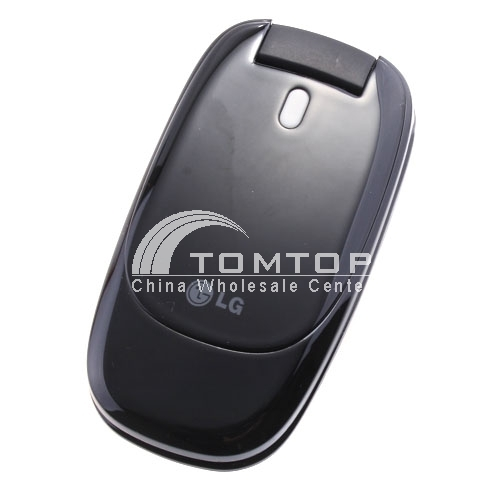 Cellphone Shell for LG KG375 - Black