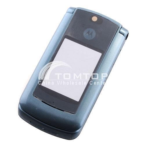 Cellphone Shell for MOTO V8- Blue