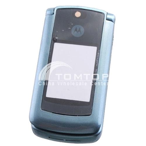 Cellphone Shell for MOTO V9 - Blue