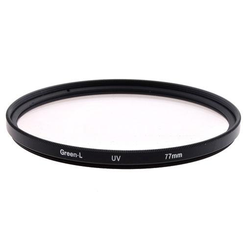 77mm UV Ultra-Violet Filter Lens Protector