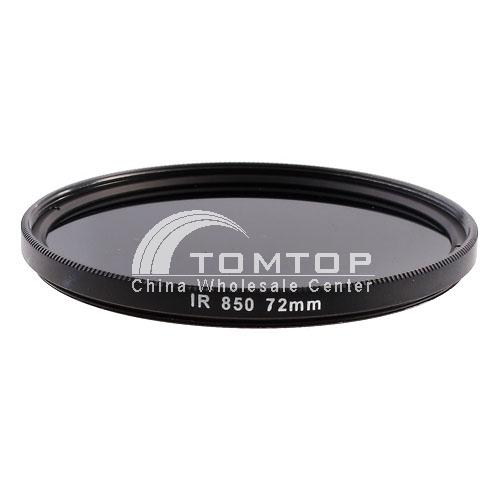 72mm IR Infrared Filter 850nm