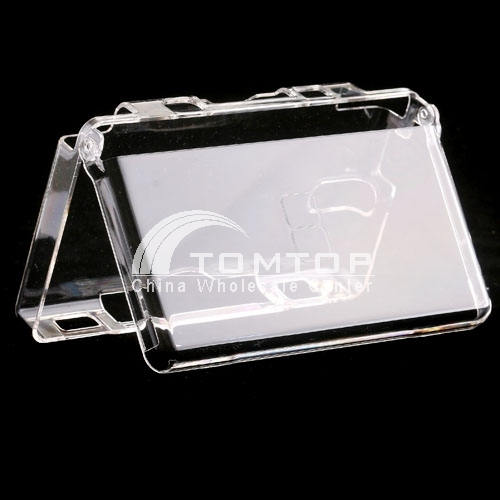 Crystal Case for Nintendo Wii DS