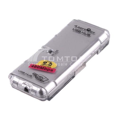 4 Port High Speed USB 2.0 HUB