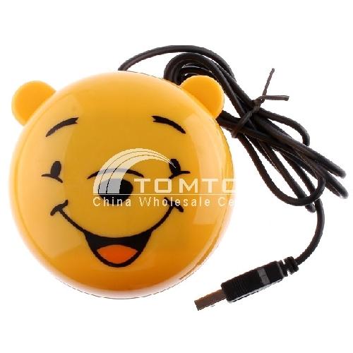 Winnie Pooh Design USB Personal Hand Warmer Massager