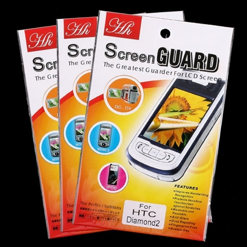 Screen Protector for HTC Diamond2