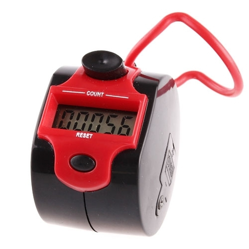 5-Digits LCD Hand Tally Counter