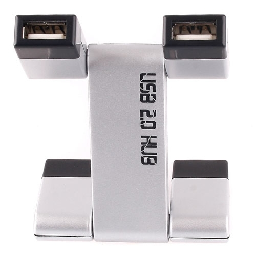 Robot High Speed USB2.0 HUB with 4 Ports C753S