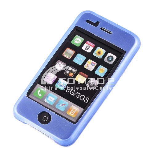 Silicon Silicone Skin Case Cover For iPhone 3G/3GS