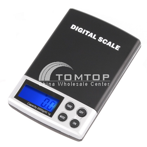 Digital Pocket Electronic Scale