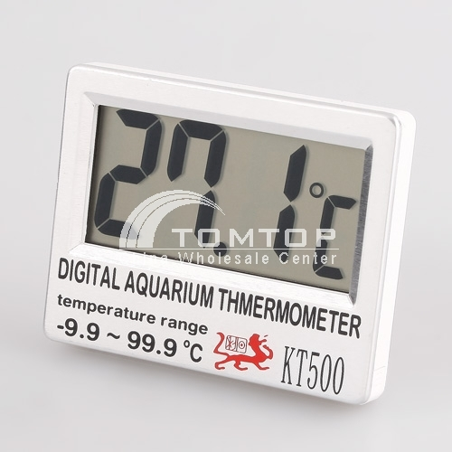Aquarium Fish Tank Water Termometr