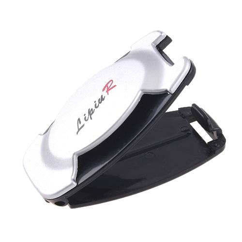 2 * Universal Black Car Auto Seat Safety Belt Strap Clip