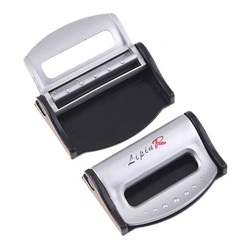 2x  Universal Car Seat Belt Clip Stopper Safety Shoulder Strap