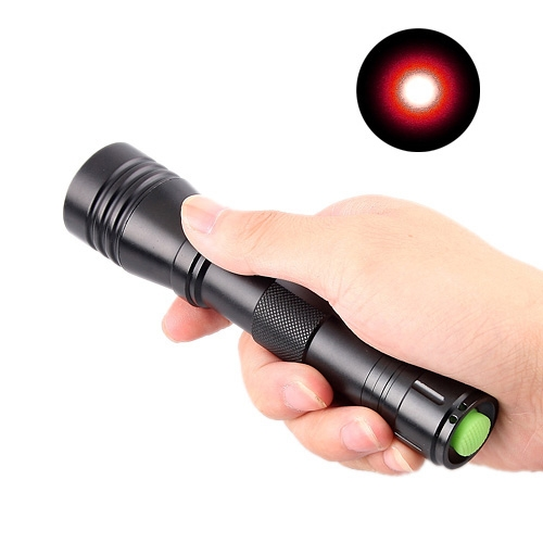 Red Ray Pointer torch