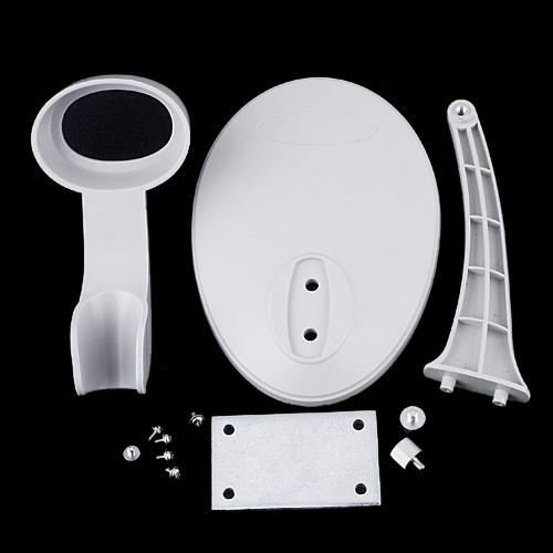 Acan 9800 Laser Barcode Scanner Cradle Holder Stand -White