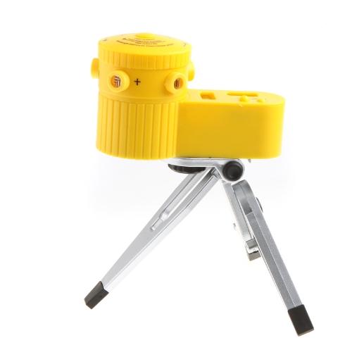 Mini-588 8-Function Laser Leveler W Tripod Orange Black