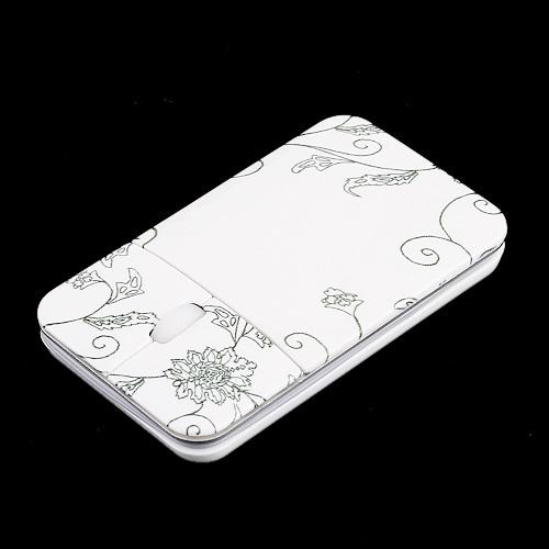 800 DPI 3D USB Optical Super Slim Mouse 3-Button -G