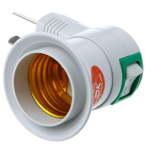 E27 Screw Bulb Socket