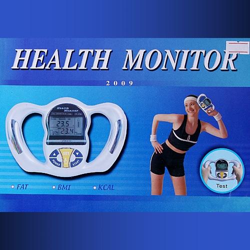 Handheld Digital Personal BI/BMI Body Fat Analyzer Health Monitor