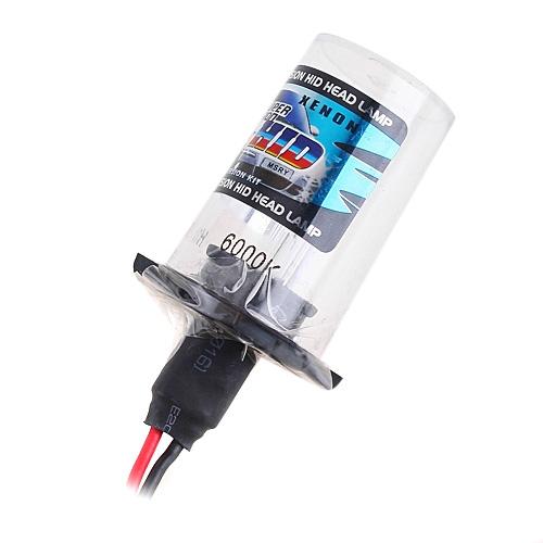 2X 35W HID Xenon Bulb Lamp Car 4300K Single Beam H13