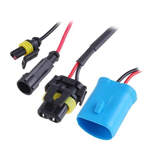 2X 35W HID Xenon Bulb Lamp Car 4300K Single Beam 9004