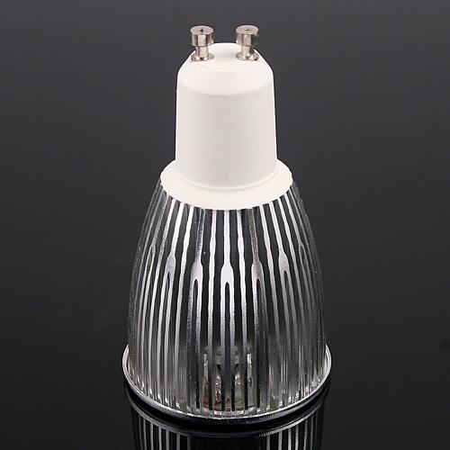 215LM 3*2W LEDs Light Bulb GU10 Cold White