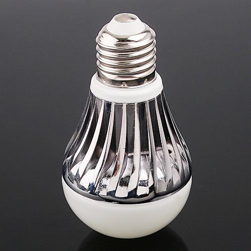 5*1W LEDs Light Screw Bulb E27 Warm White 380LM