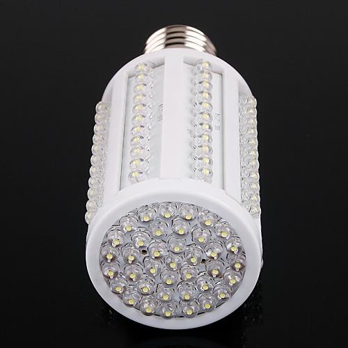 220V 7W E27 Cold White 360° Ultra Bright 126 LEDs Corn Light Bulb