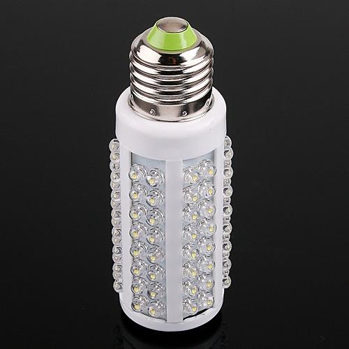 5W E27 Cold White 360° Ultra Bright 108 LEDs Corn Light Bulb